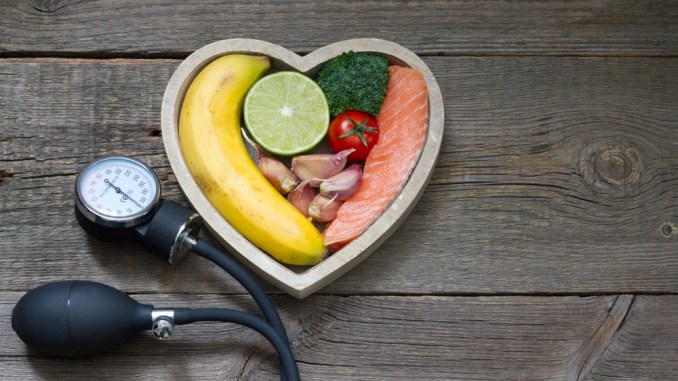 How blood pressure can be modified.